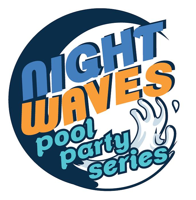Night Waves Pool Party Series 2015