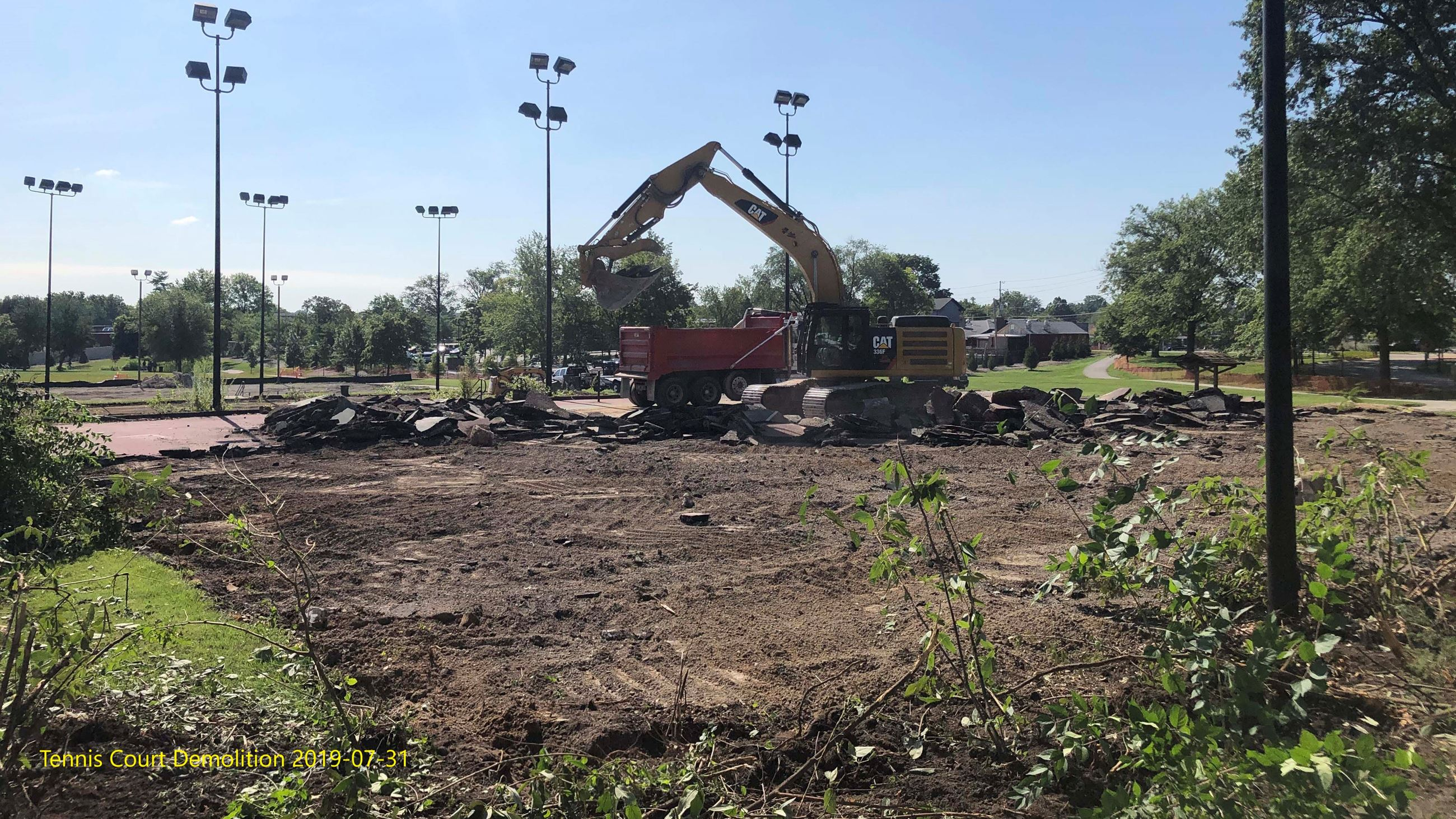 2019-07-31 Court Demolition
