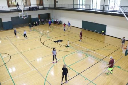 Pickleball Lodge 1