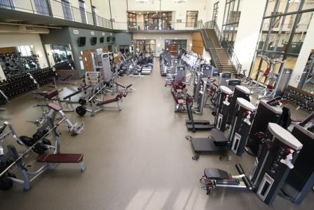 Lodge Fitness Center 2