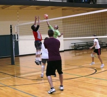 Adult Volleball League