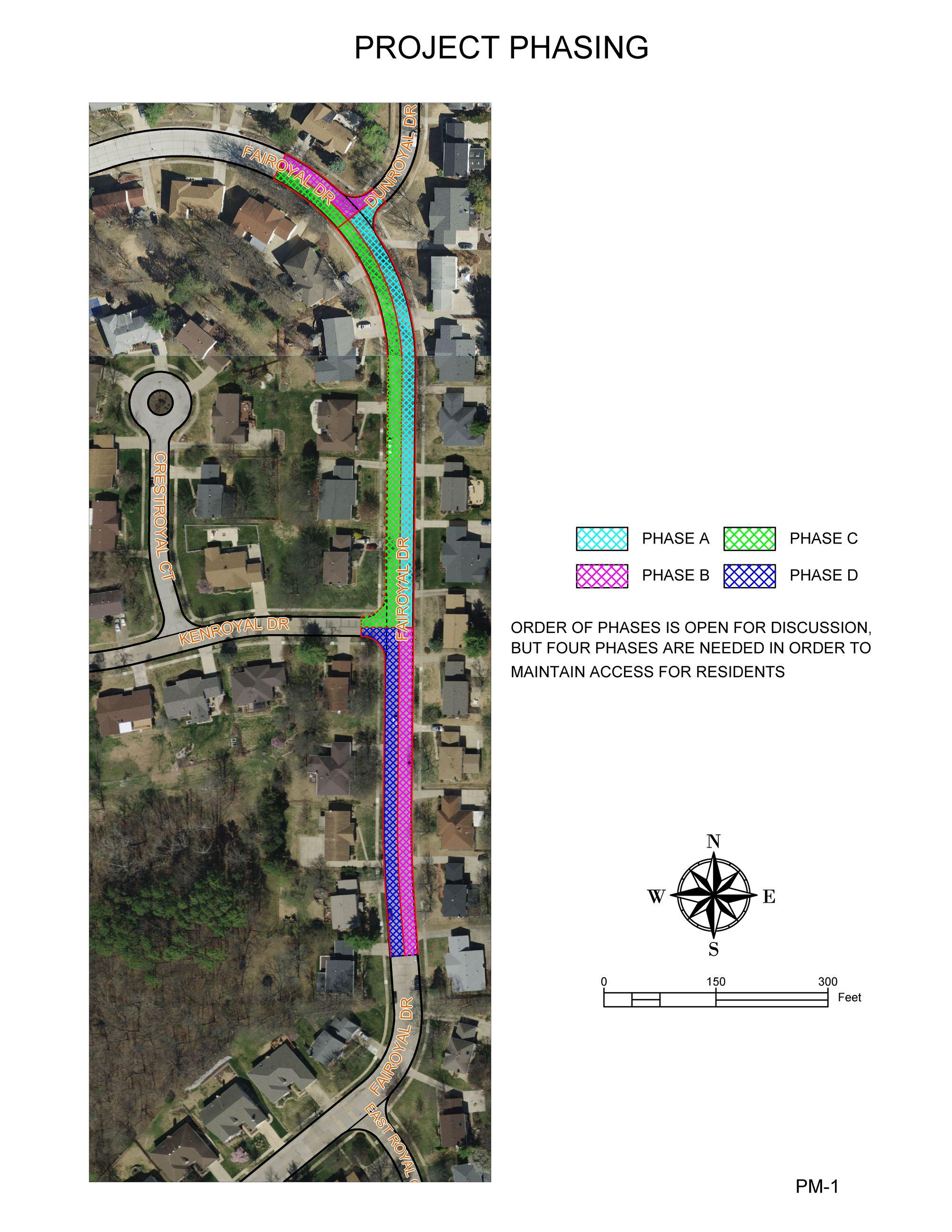Fairoyal Drive Reconstruction | Des Peres, MO - Official Website